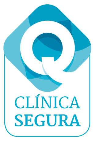 distintivo Clínica dental Segura