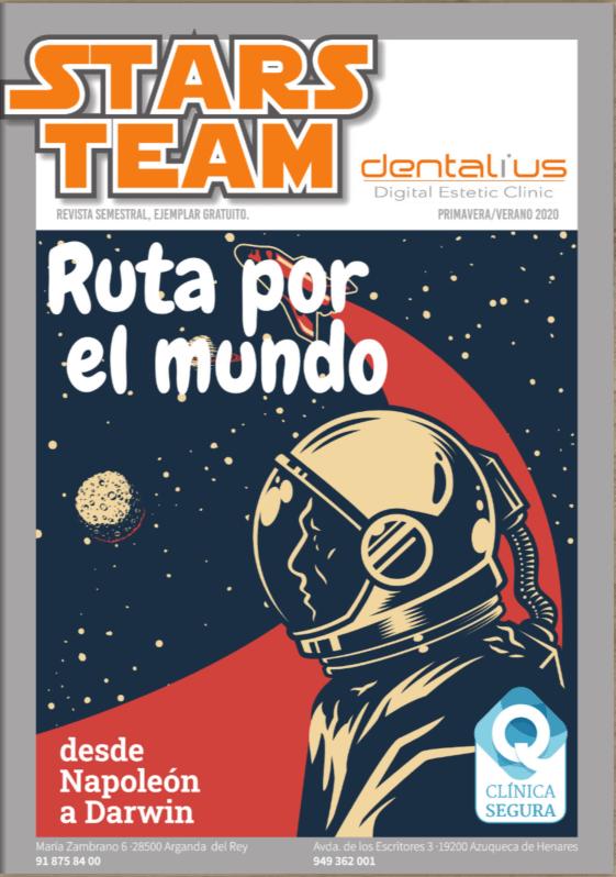Revista Stars Team 2020