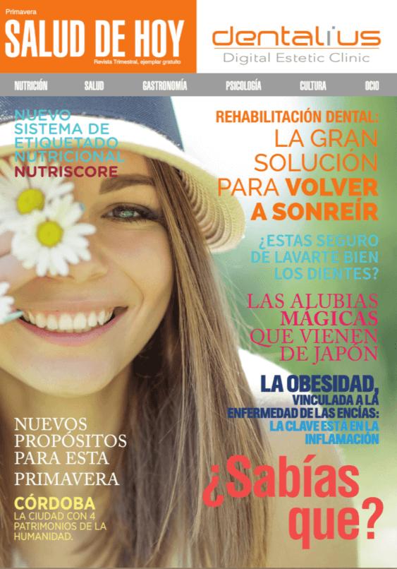 Revista Salud Hoy Clínica Dentalius Primavera 2020