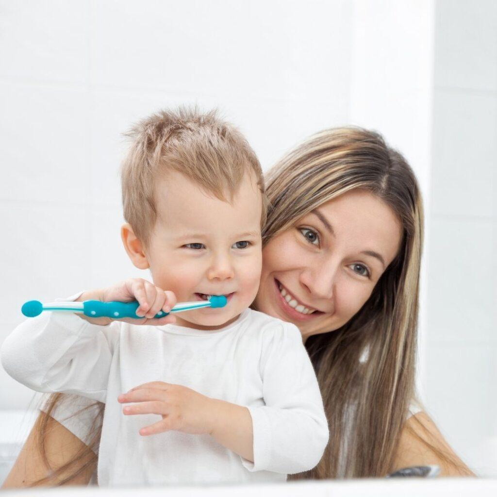 5 pasos para proteger la sonrisa de su hijo